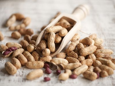 Peanuts, loved appetizer