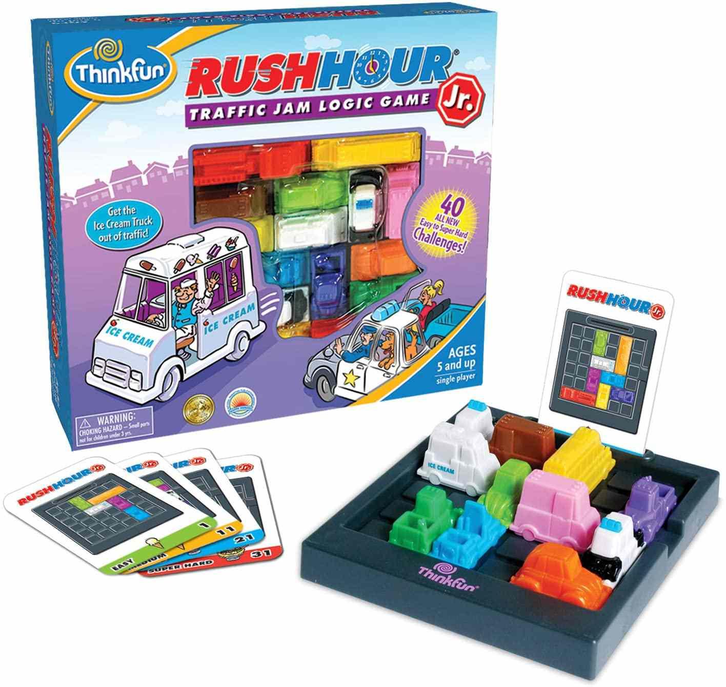 Think Fun Rush Hour Junior 5+