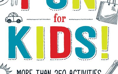 On The Go Fun For Kids Book By Amanda Morin