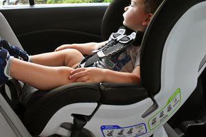 Britax Marathon ClickTight Convertible Car Seat Review