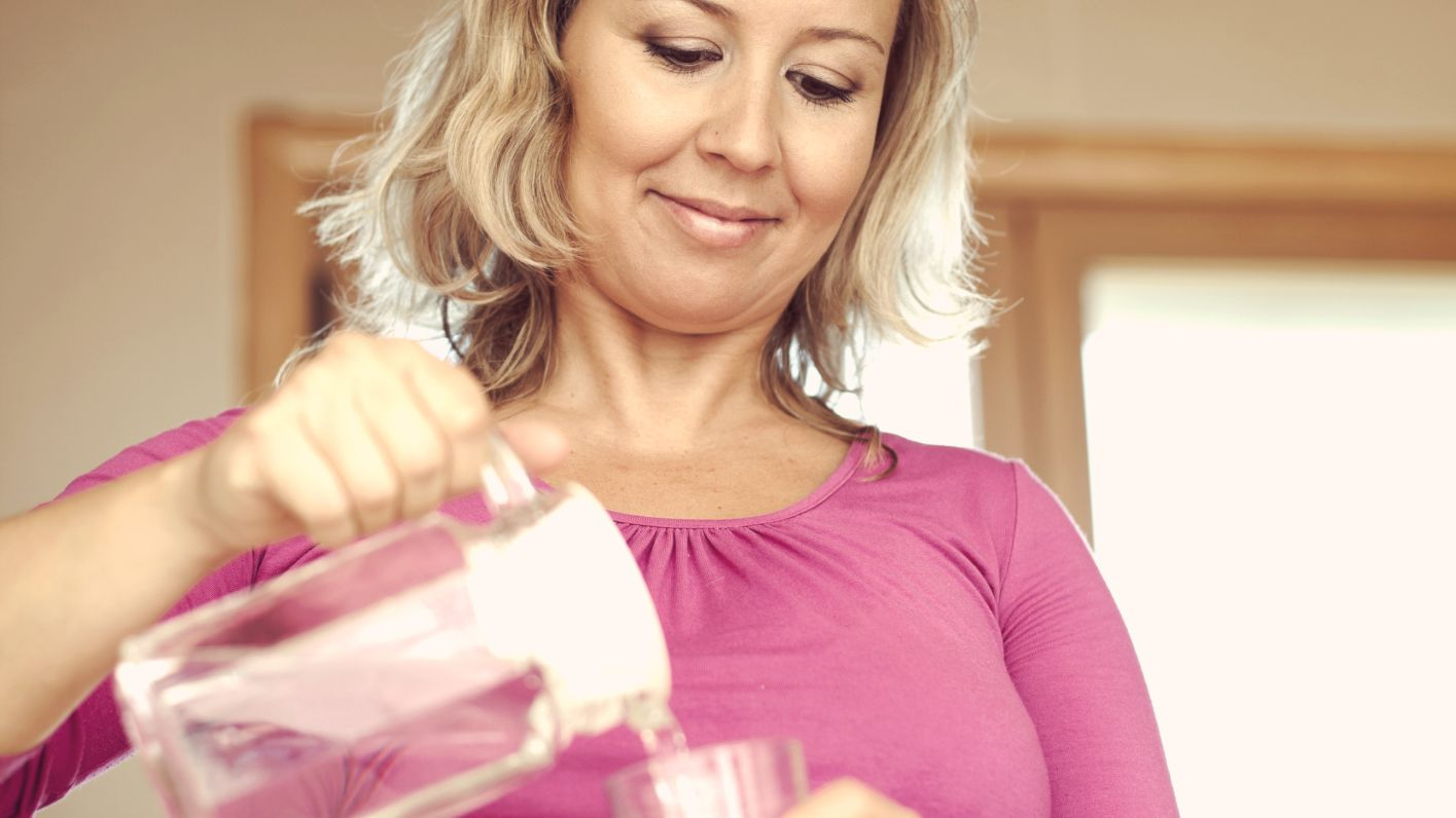 Can Drinking Too Much Water Cause Low hCG Levels?
