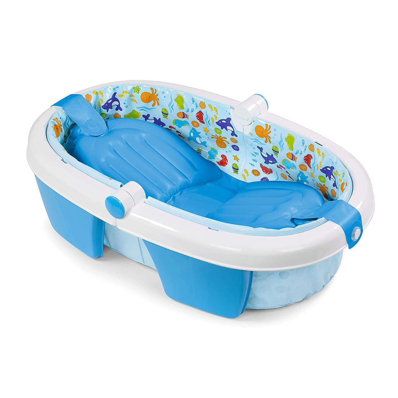 Summer Foldaway Baby Tub