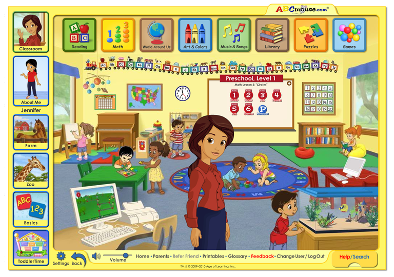 ABCmouse com Educational Website Review