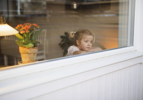 Quarantine can lead to mental health problems in kids.