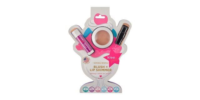 Klee Naturals Natural Blush and Lip Shimmer
