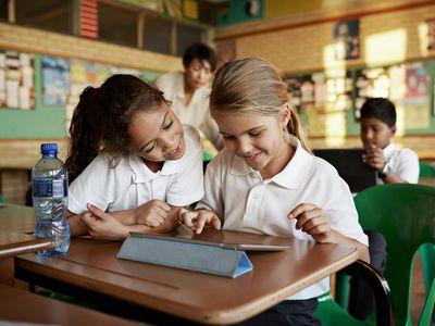 1st grade social development
