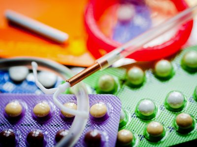Various forms of contraception