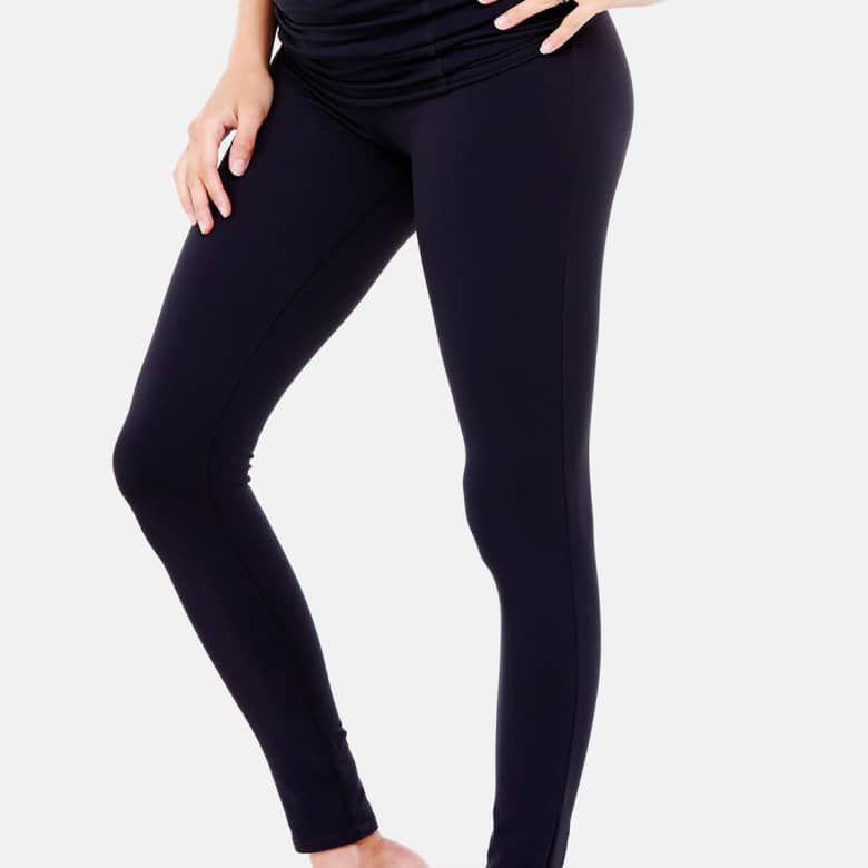 2646eed8ce342 Best Overall: Ingrid & Isabel Women's Maternity Active Leggings