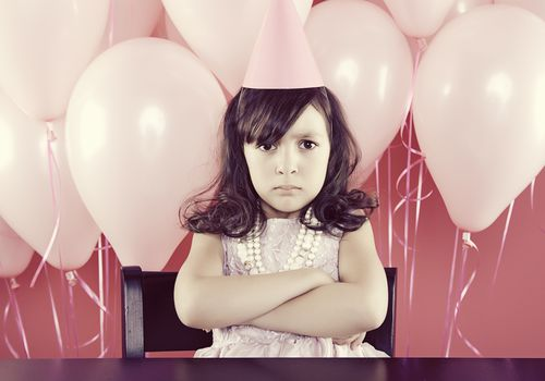 Overindulging children can have serious consequences.