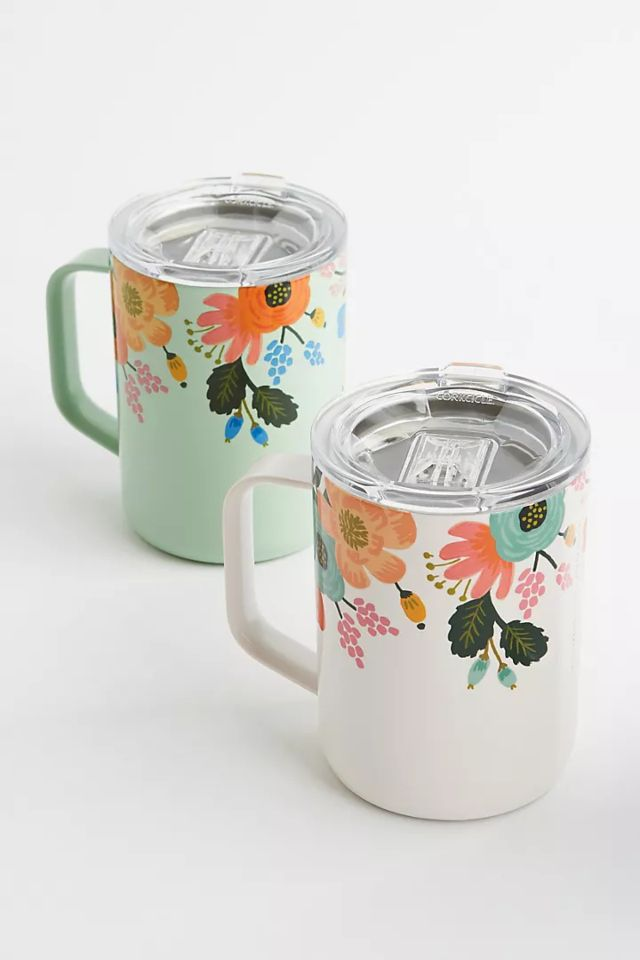 Rifle Paper Co. x Corkcicle Coffee Mug