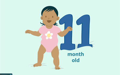 Your 11-Month-Old Baby's Development & Milestones