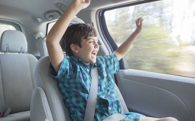 Car Seats Options For Children With Medical And Behavioral Challenges