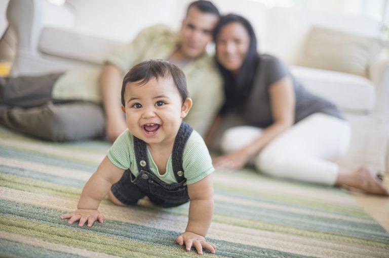 bilingual baby