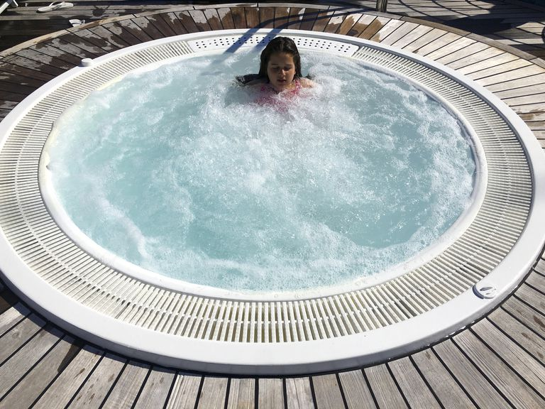 Guidelines for grandchildren using a hot tub or spa - American swimming pool and spa association ...
