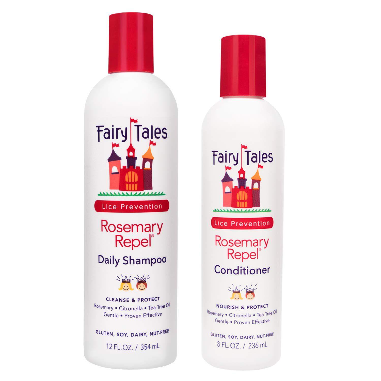 Fairy Tales Rosemary Repel Lice Shampoo