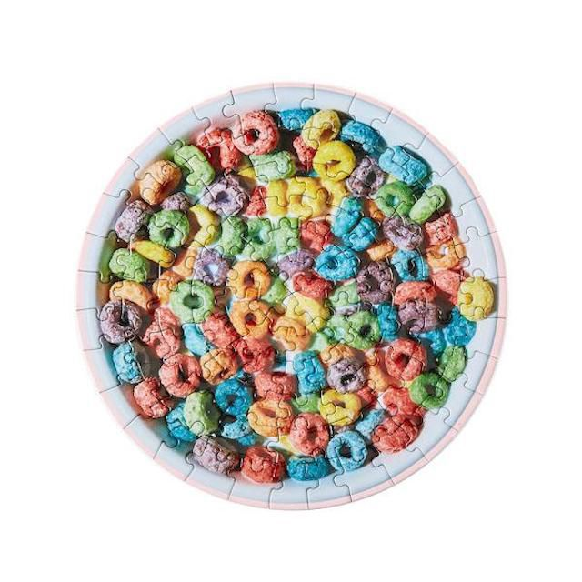 Kido Cereal Puzzle