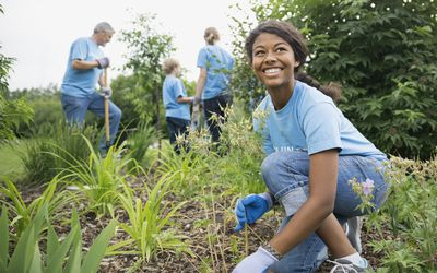 Local Places for Teens to Volunteer