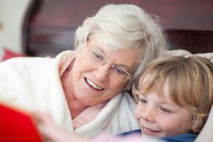 Many grandmothers choose ethnic grandmother names.