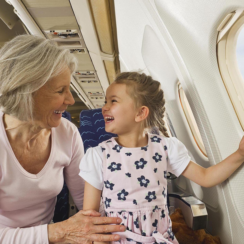 Travel Documents Needed for Grandchildren