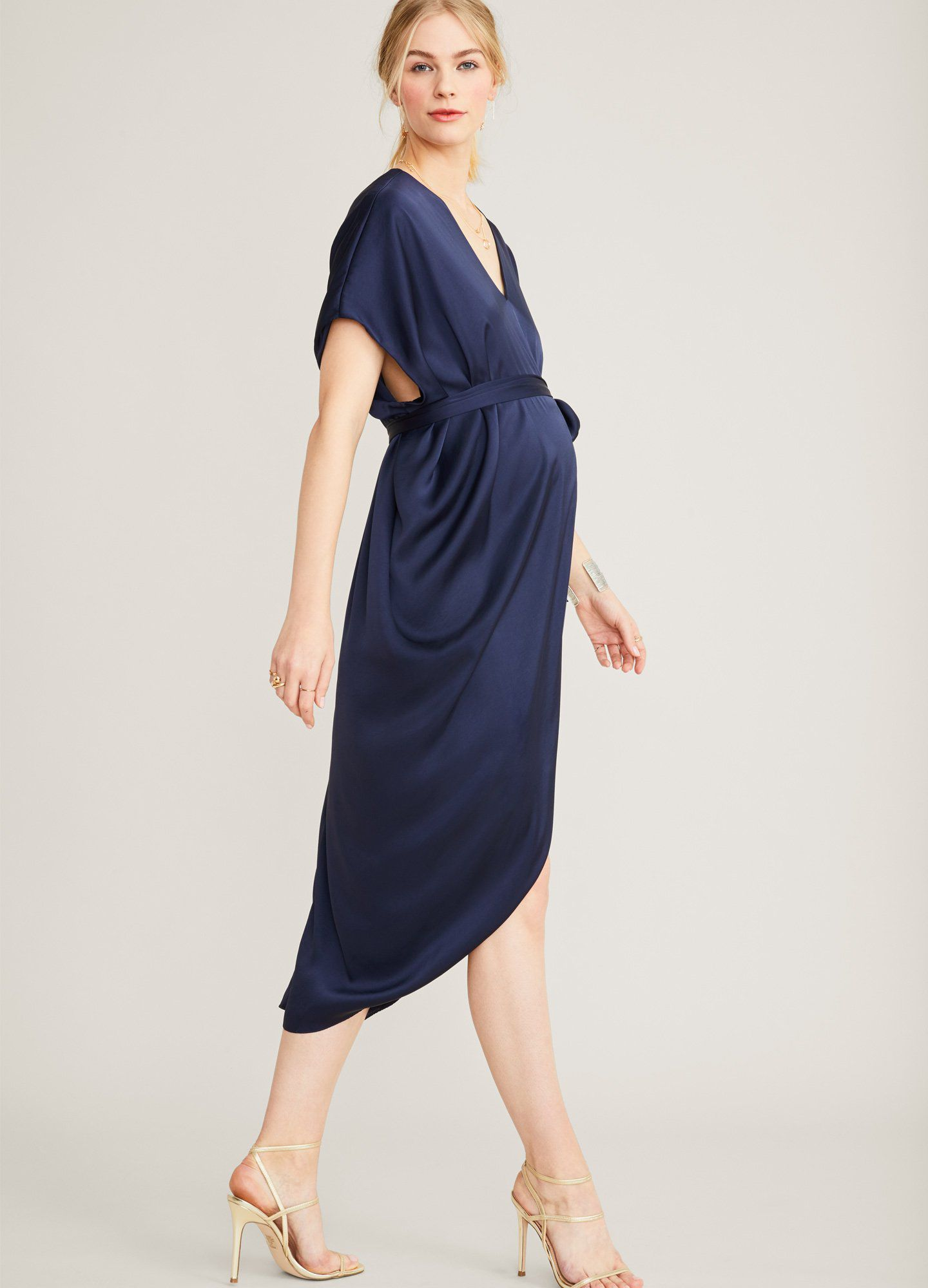Hatch Collection The Riviera Maternity Dress