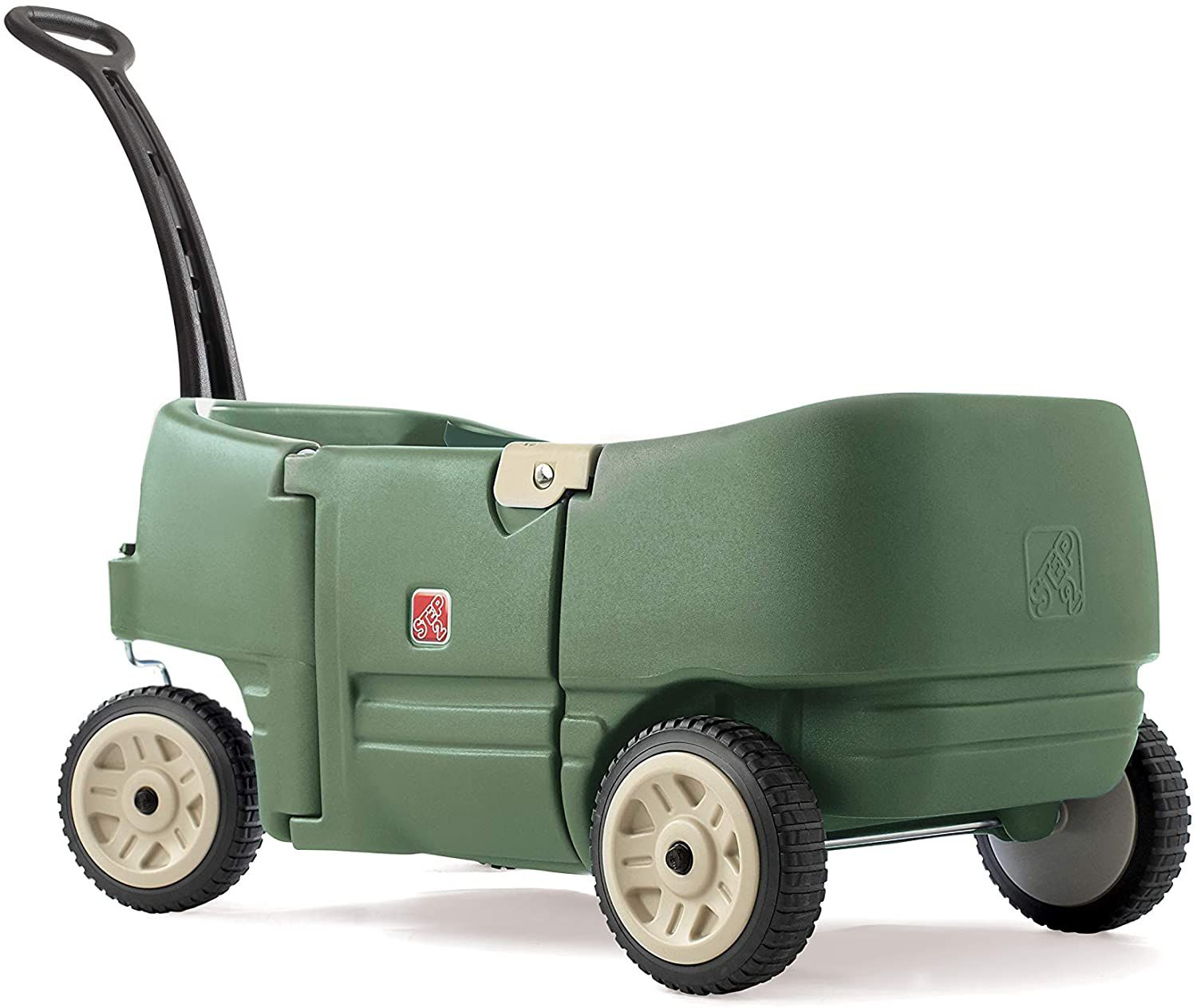 Step2 Wagon for Two Plus Willow Green
