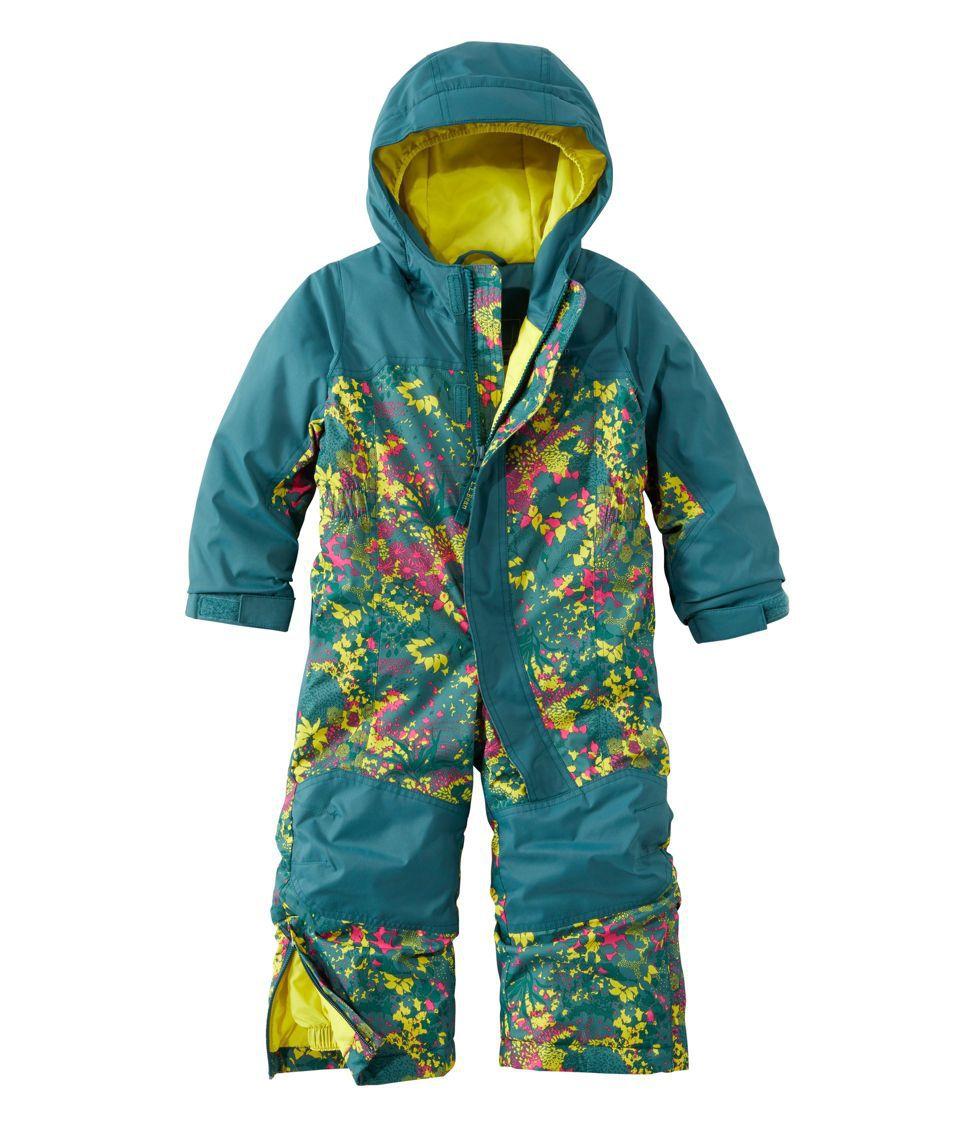 L.L. Bean Cold Busters Snow Suit