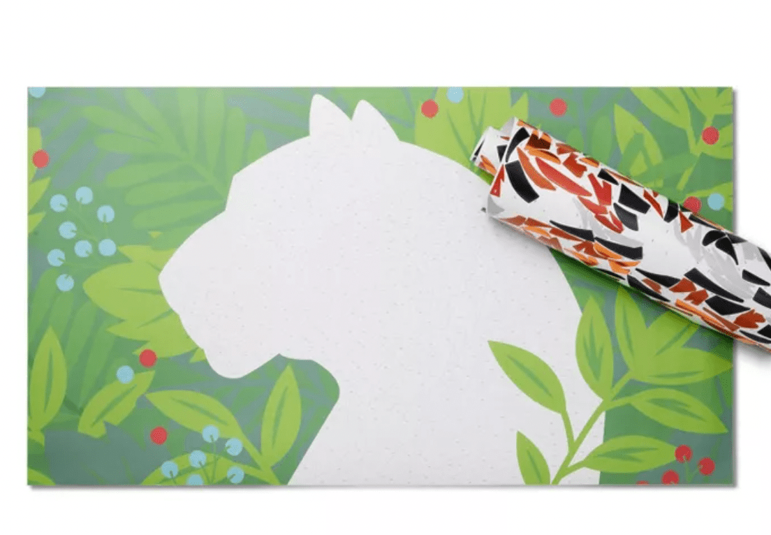 Mondo Llama Sticker by Number Poster Kit