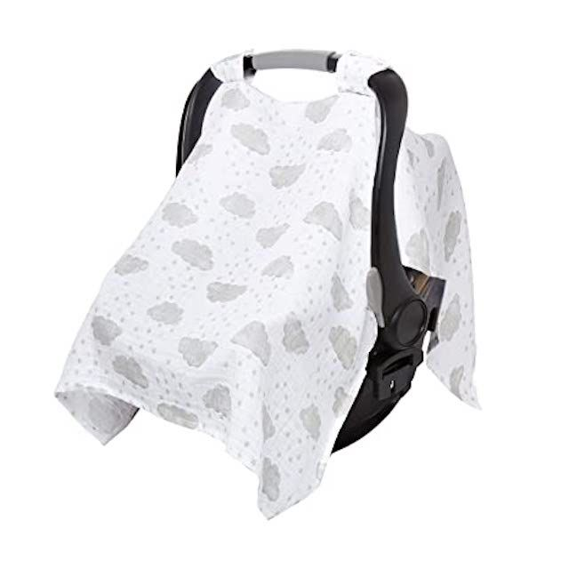 aden + anais Essentials Car Seat Canopy Cover