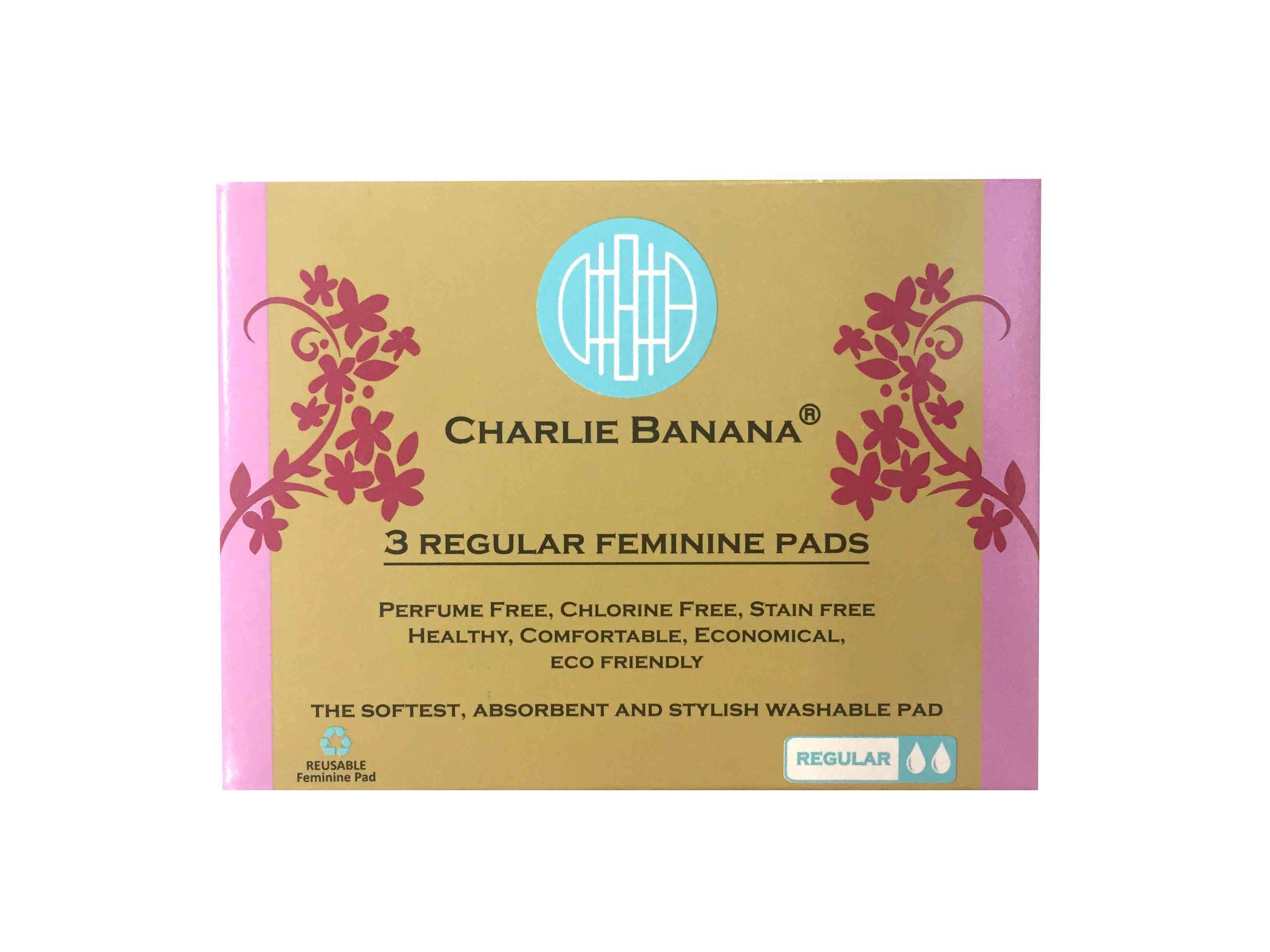 Charlie Banana Cloth Feminine Pads