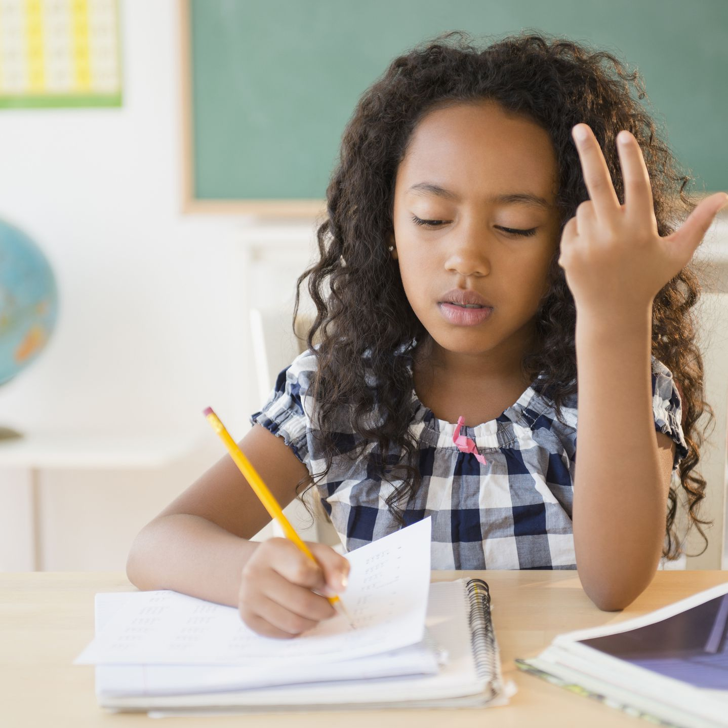 Signs of Dyscalculia at Home and in School