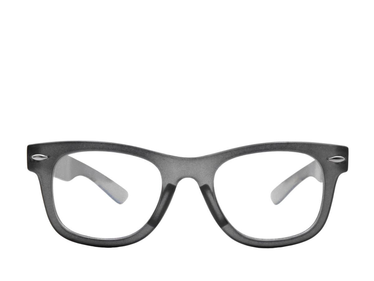 Gabriel + Simone Max Grey Kids Blue Light Blocking Glasses