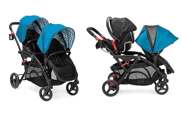 Contours Options Elite Double Stroller
