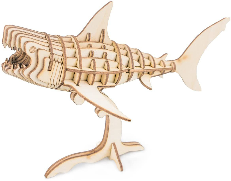 Rolife 3D Wooden Puzzle