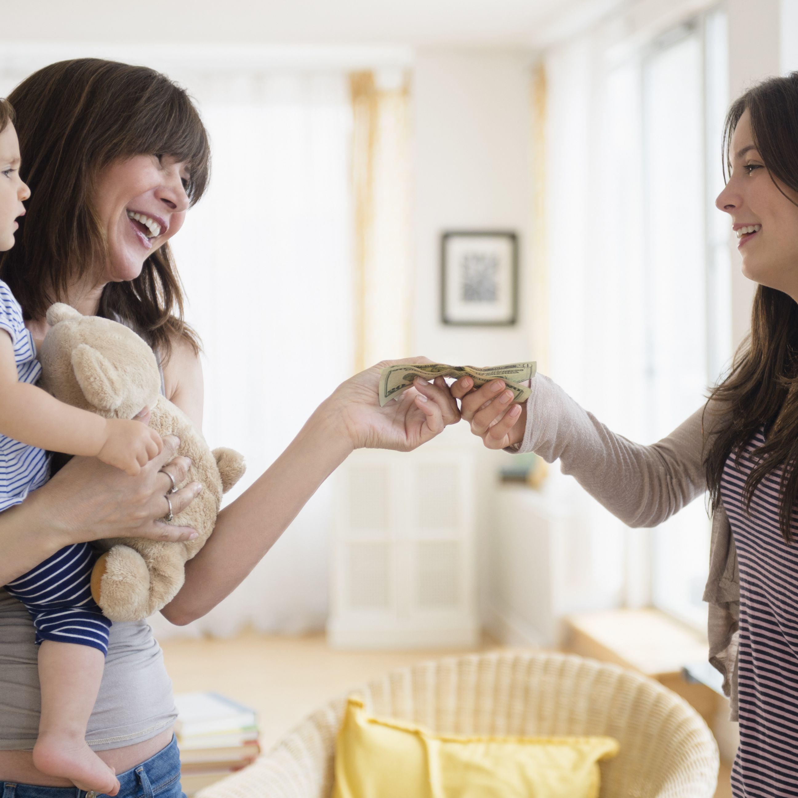 How Much You Should Pay a Babysitter