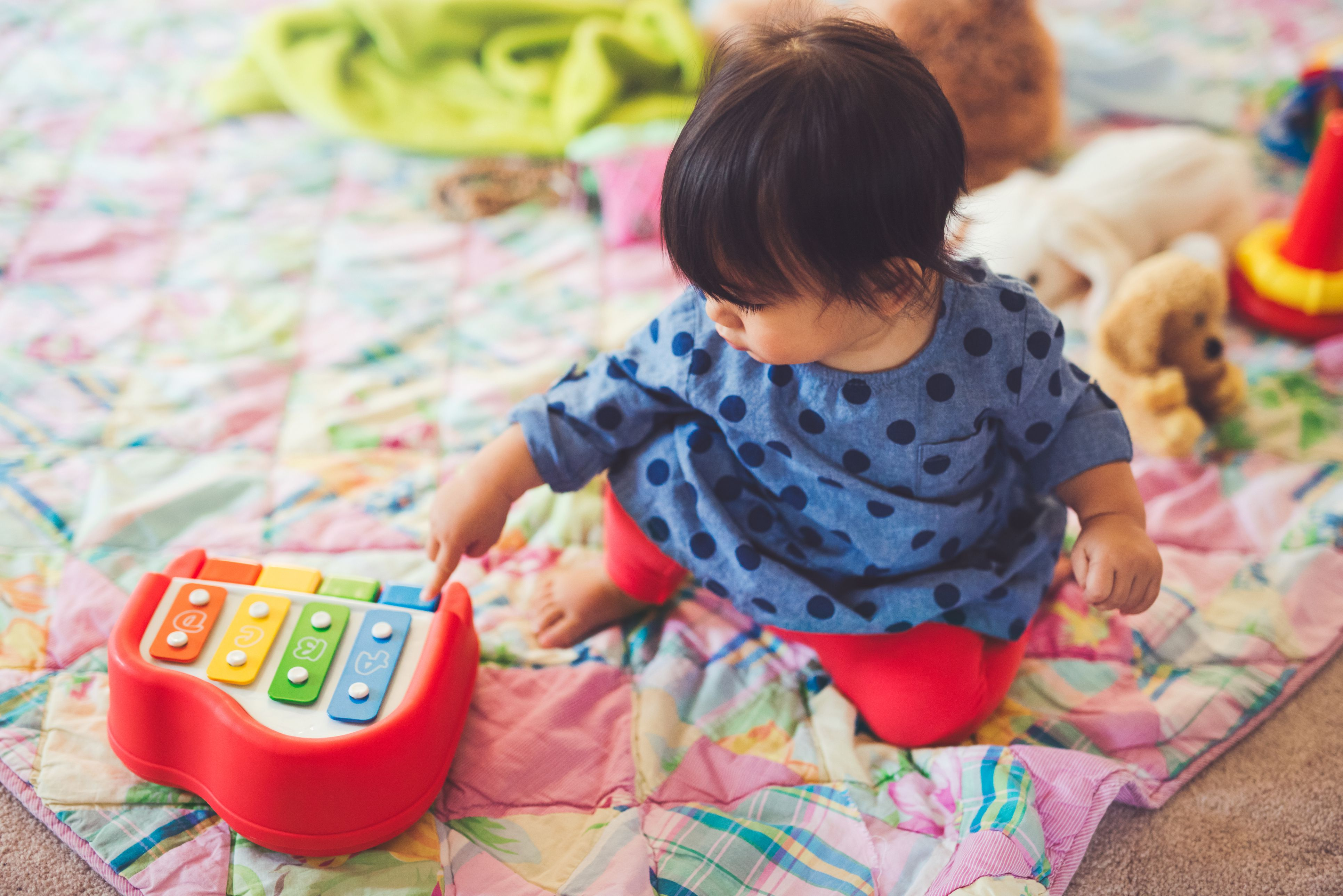 The Best Toys To Buy For 7 Month Olds For 2019