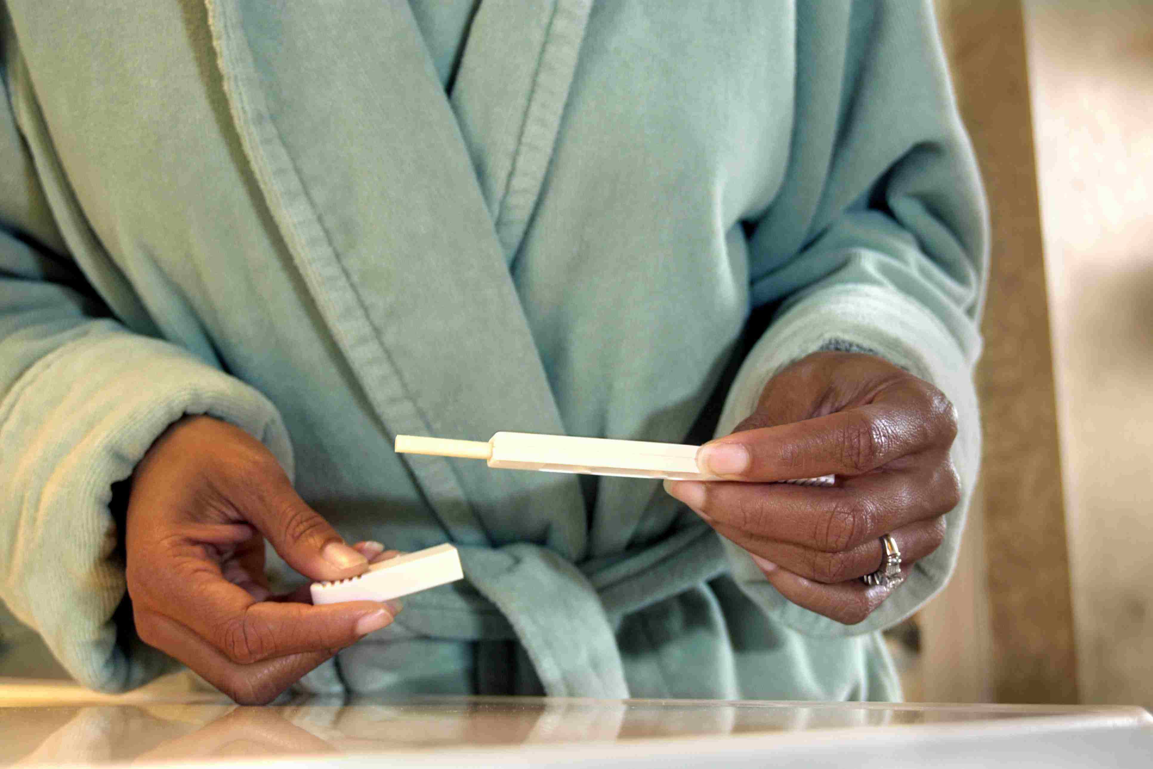 The Best Way to Take a Home Pregnancy Test