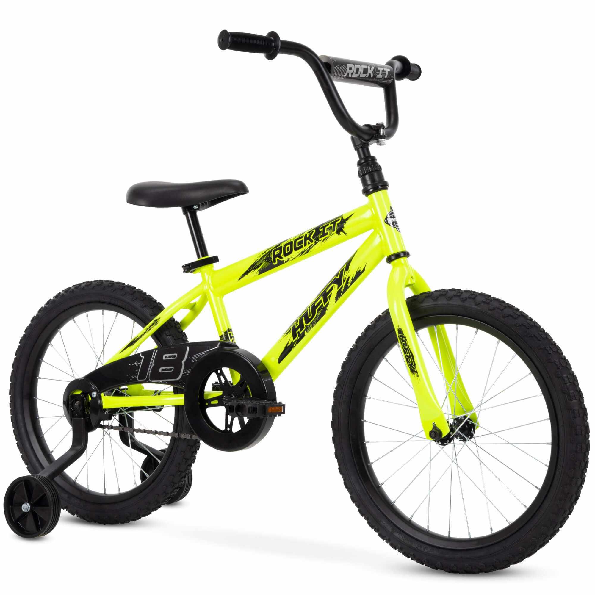 """Huffy 18"""" Rock It Boys' Bike"""