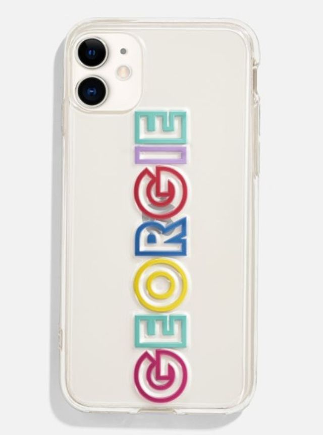 BaubleBar Block It Out IPhone Case