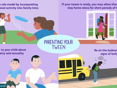 parenting advice for tweens