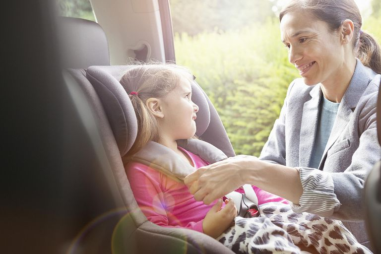 How to Buckle Your Toddler in a Forward-Facing Car Seat