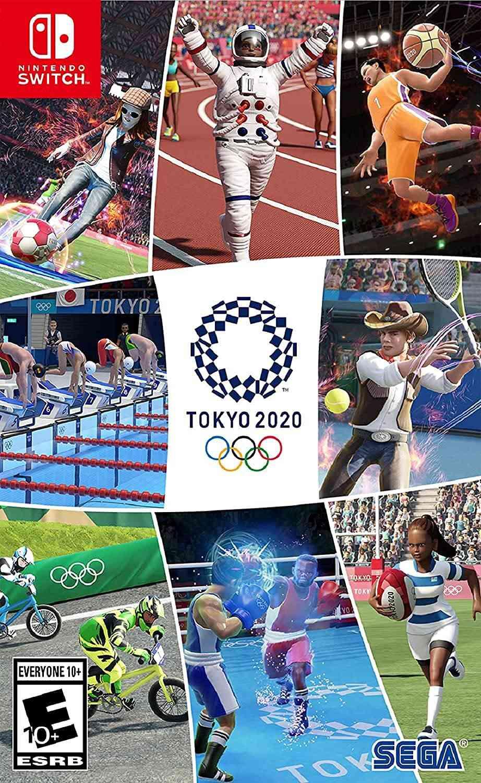 SEGA Tokyo Olympic Games 2020