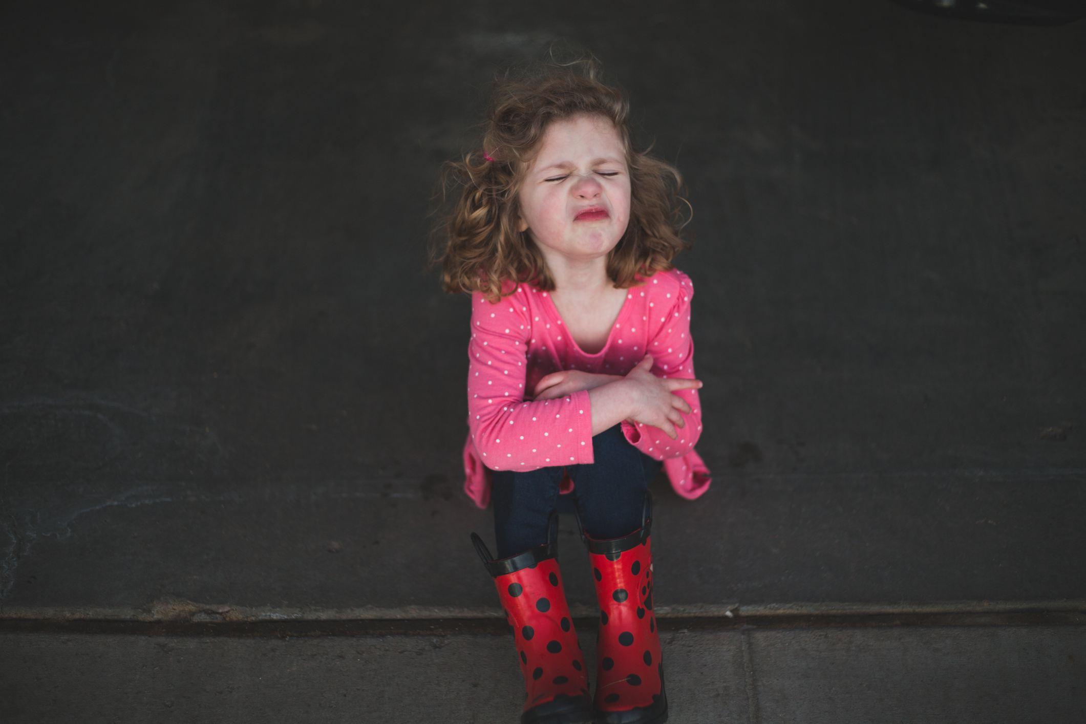 Denken Sie zweimal, bevor die Eltern der 'frechen' Kind zu urteilen.