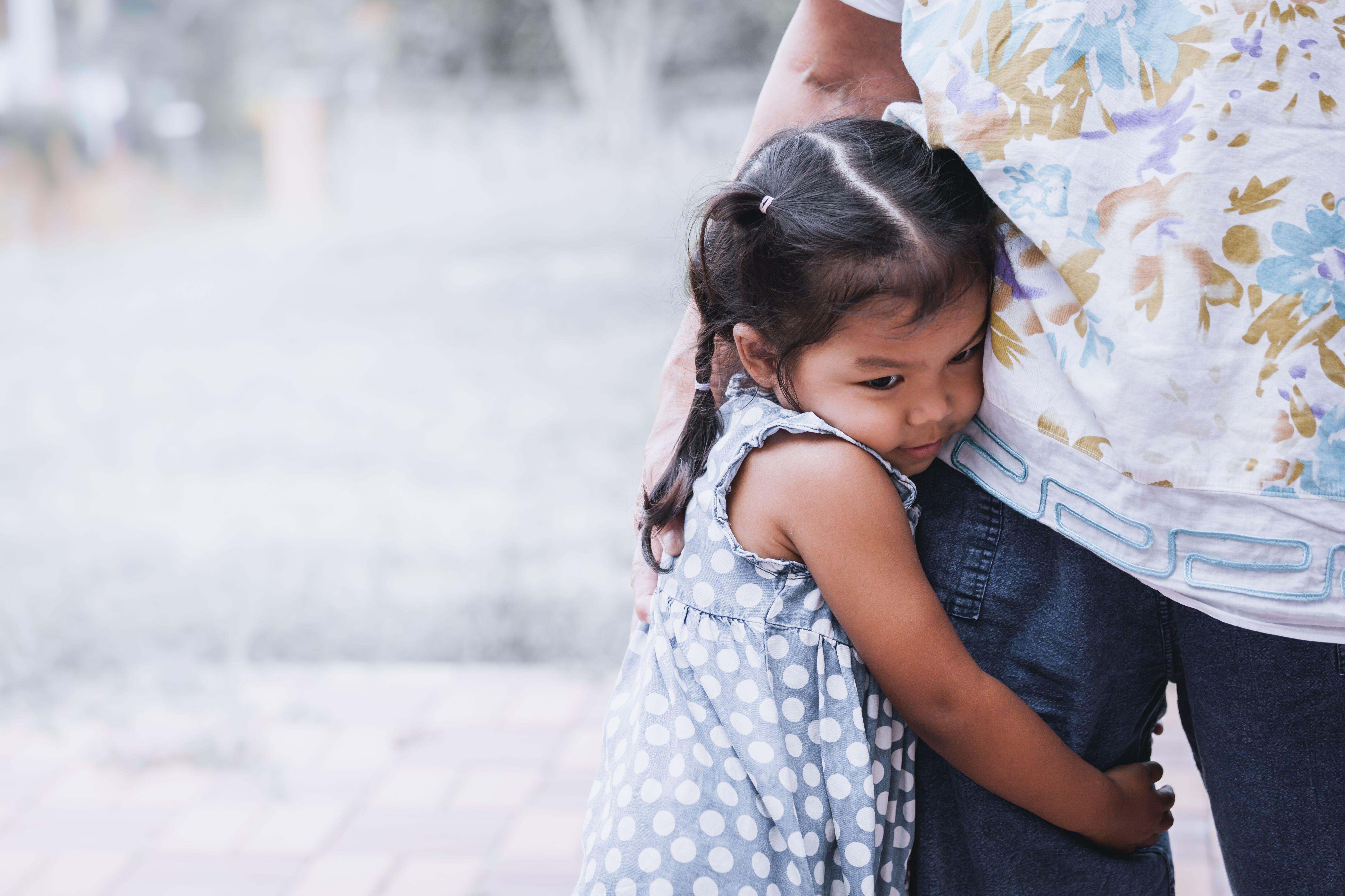 Handling Kids Separation Anxiety During Parental Visits