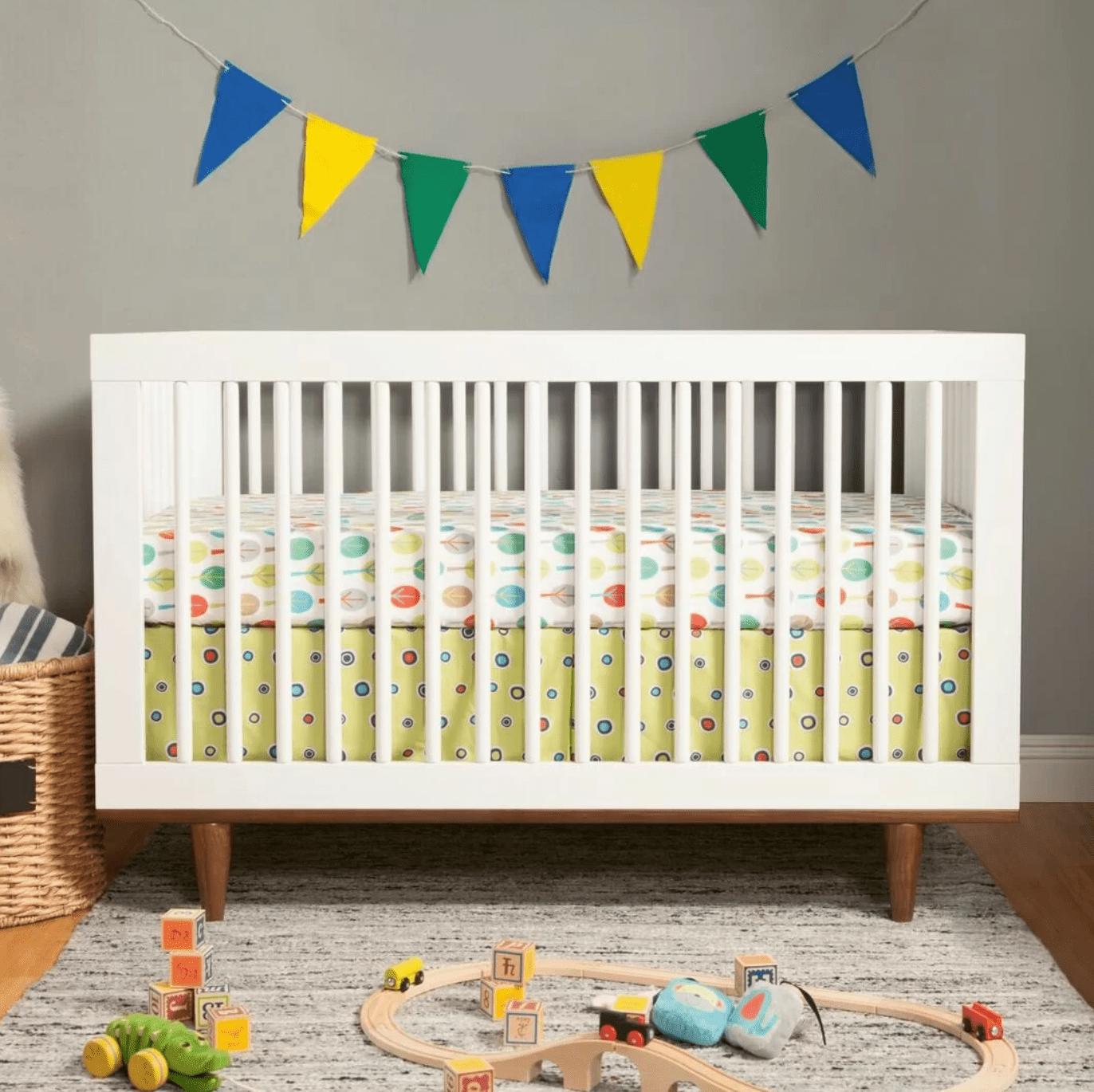 Baby Mod Marley 3-in-1 Convertible Crib