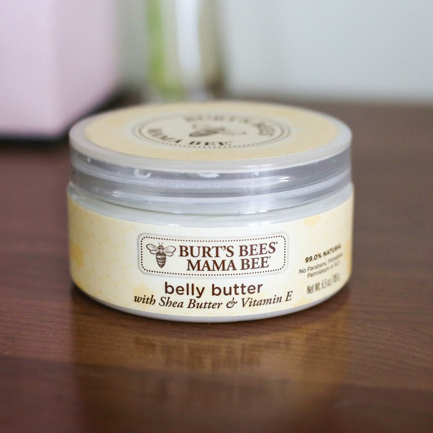 Burt's Bees Belly Butter