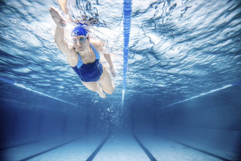 Cardiorespiratory endurance activities including swimming