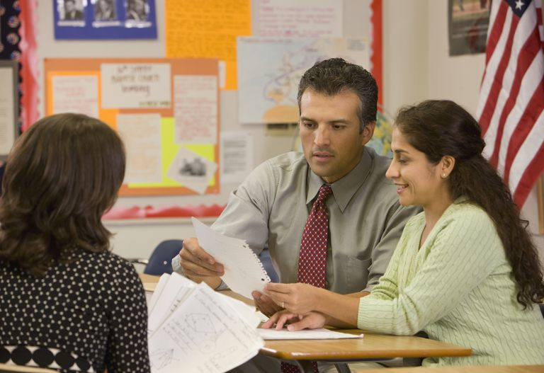 Great Questions To Ask At Parent Teacher Conferences