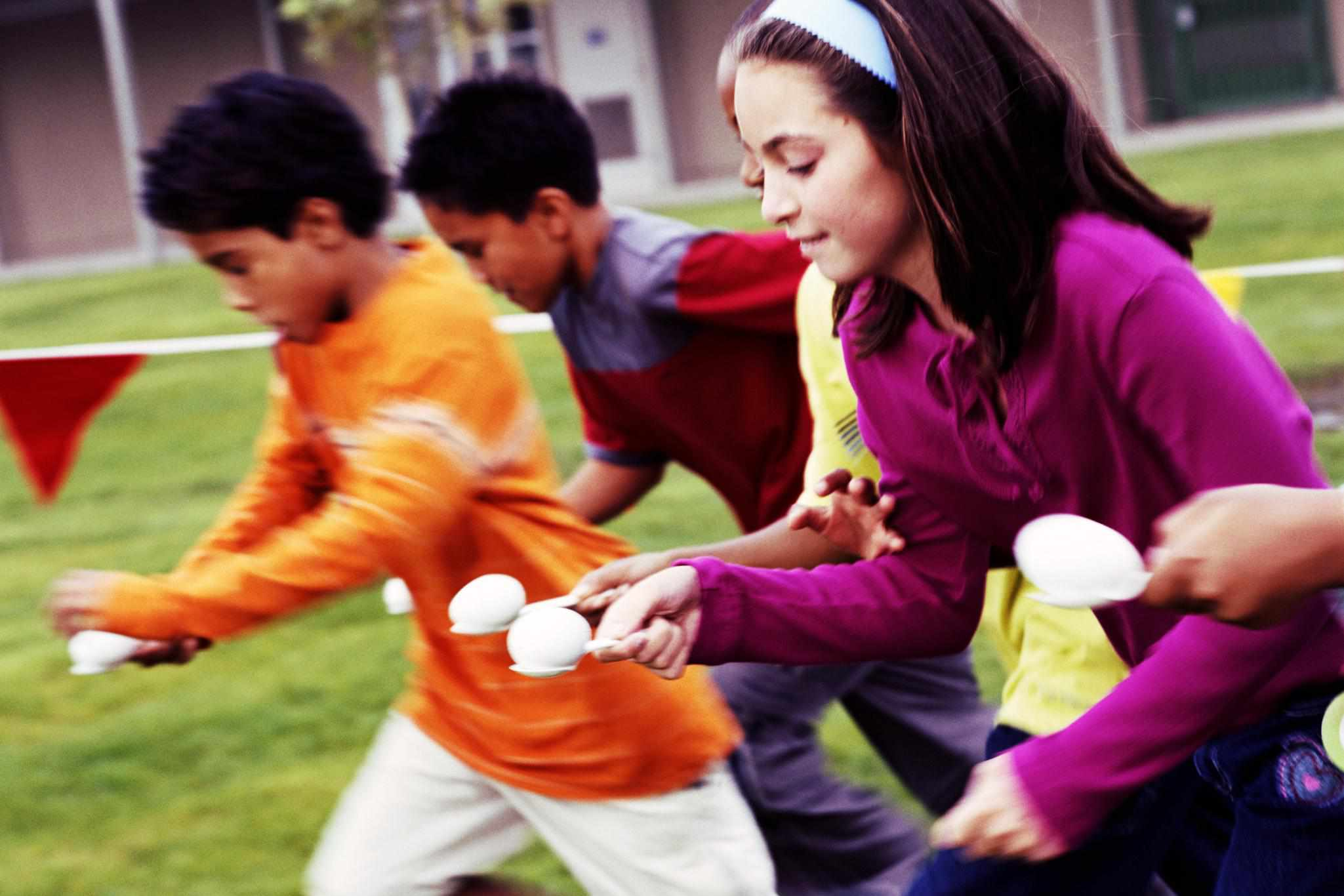 Easter Games and Activities for Kids to Play