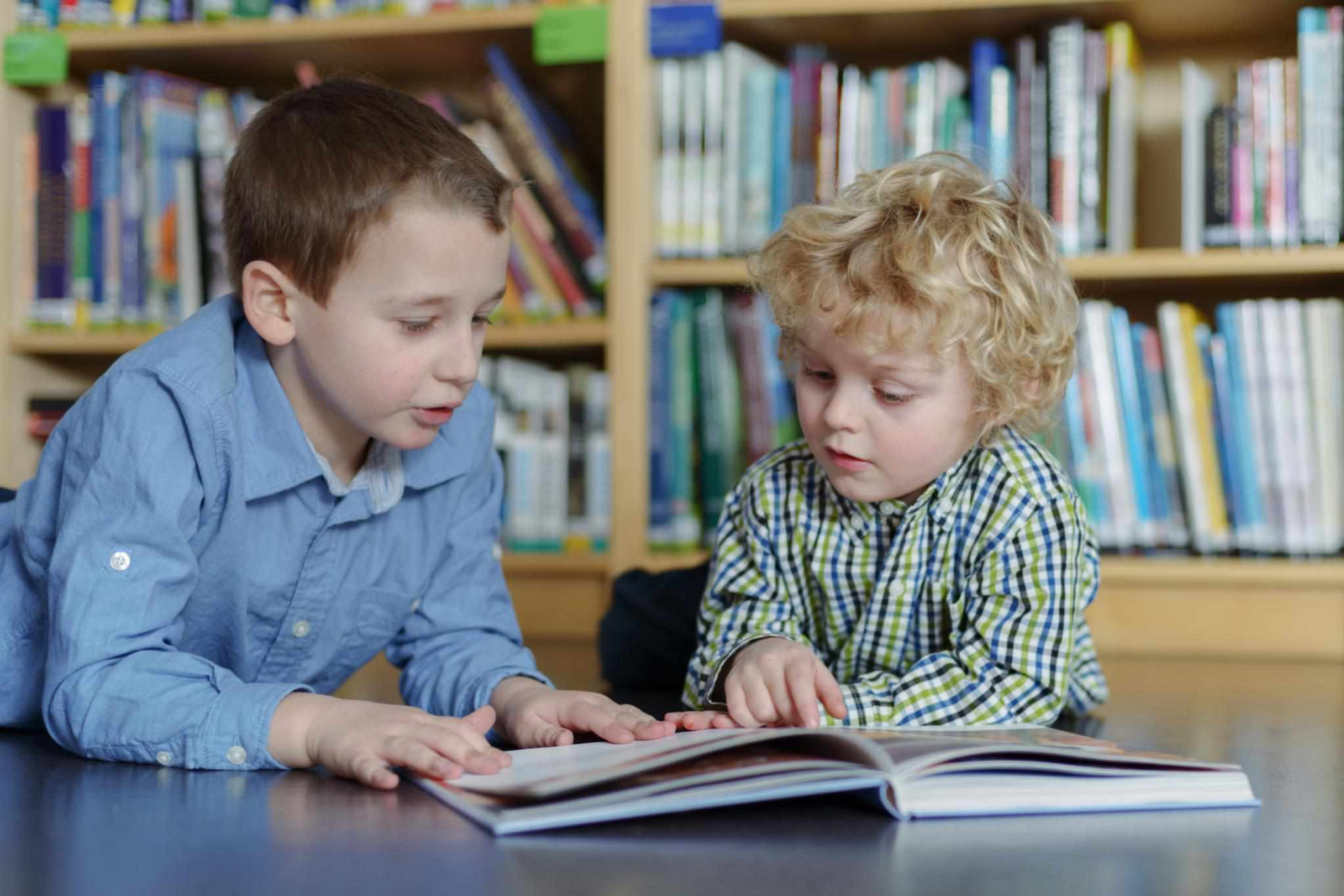Read Early May Signal Giftedness in Kids