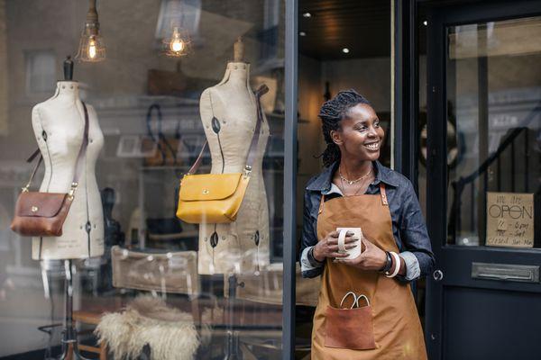Black-owned shop